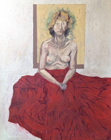 Paula (Stephens) Griffin circa 1983